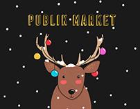 Publik Market Poster