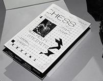 CHESS Typeface x Wilhelm Steinitz