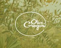 Olive Gregori // Branding