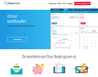 Web/Brand (Clearbooks NL)