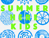 Summer Here Kids au Trabendo