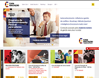 Site - Casa Educação