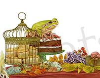 Faerie's banquet