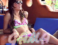 GAMA Bahia ɣ Caribe