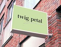 Identity Branding | twig + petal