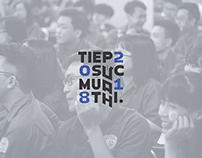 Tiep Suc Mua Thi 2018   Students campaign