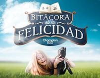 Champion Dog / Bitácora de la felicidad.