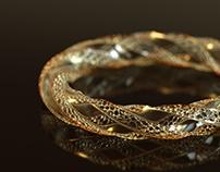 jewelry design part 11 bracelet part 4b