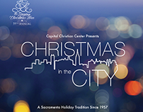 Christmas in the City; Program