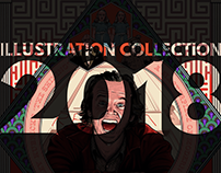 Illustration collection 2018