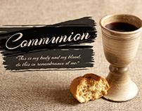 Church Communion Slides