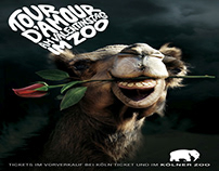 Creative Animal themed Print Ads and Advertising ideas