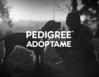 Pedigree® Adóptame
