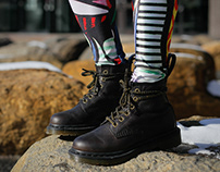 Dr. Martens Style Blog: Photo Shoot