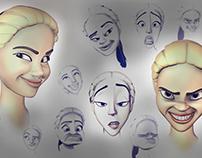 Expressive Facial Rig