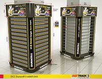 Duracell Pillar Units.