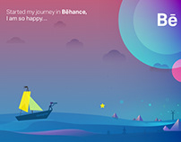 Journey in Behance