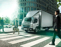 FUSO / Canter Eco Hybrid