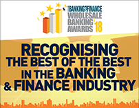 Wholesale Banking Awards 2018 Banners