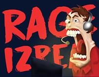 Rage Izreal Poster