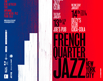 French Quarter Jazz in NYC 2015