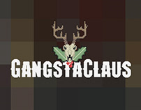Gangsta Claus | Christmas Game Design and Build