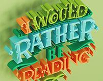 3D Lettering | Volume 1
