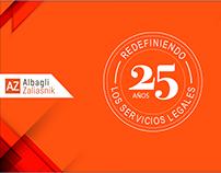 Licitación / 25 años Albagli Zaliasnik
