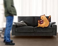 Cat - character design