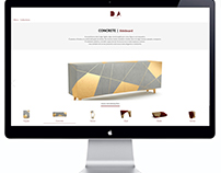 www.dartisans.pt - WebDesign - Layout