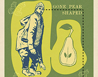 Gone Pear Shaped
