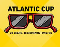 Atlantic Cup | Interactive infographic