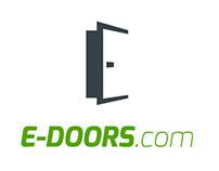 E-DOORS logo