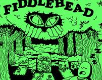 Fiddlehead Merchandise Illustration