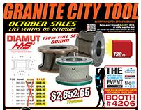 Granite City Tool October Fabrication Flyer 2014