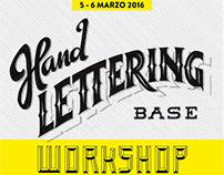 Calligram and Lettering Workshops