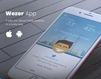 Wezer Weather App