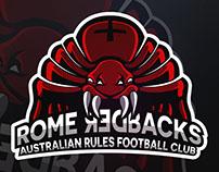 Mascot Logo - Spider
