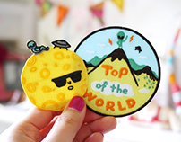 Patch Design - 3