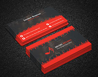 Musician's Business Card