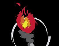 Promoción marcha Antorchas por la paz Manizales Caldas
