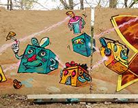 Graffiti Spring 2015