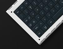 OP-84, teenage engineering inspired keyboard
