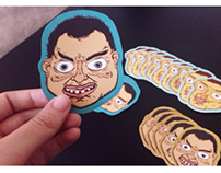 Illustrated Stickers