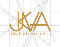JKVArts Creative Studio - Brand identity