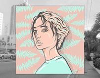 Portraits W/ Adobe Draw