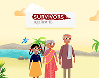 Survivors Against Tb Animation
