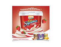IGLOO — Supreme Ice Cream AD