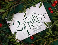 24 Történet Karácsonyi Kalendár