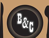 Bailey & Cato Restaurant Re-Branding